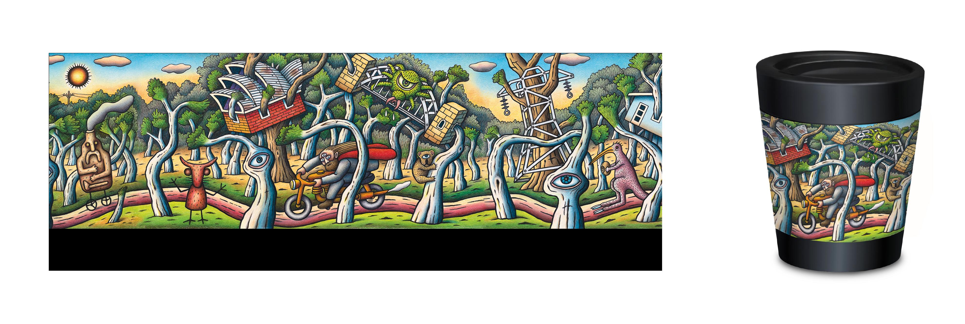 Mobassa Mural
