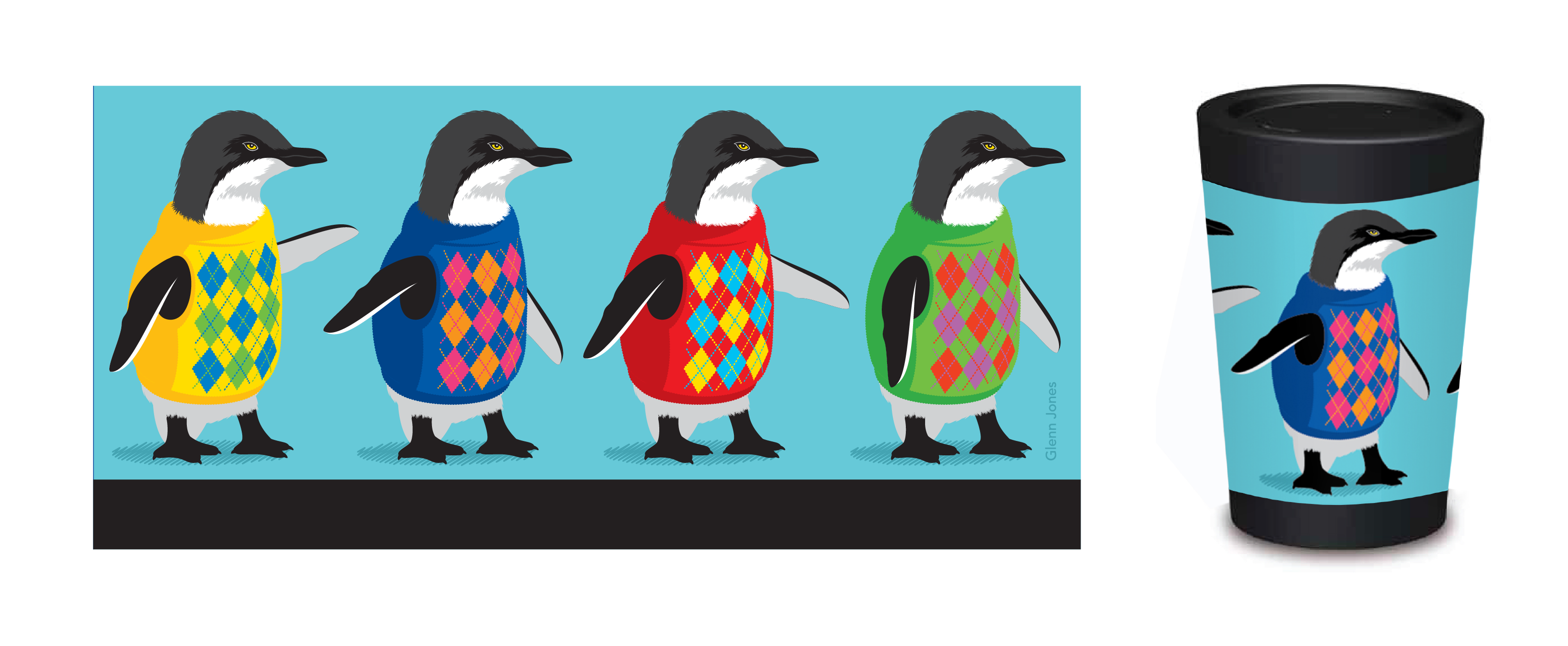 Trendsetter Penguins
