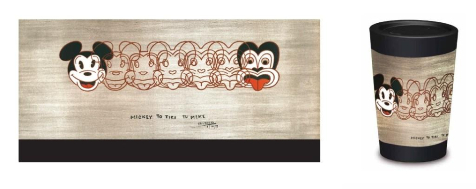Mickey to Tiki