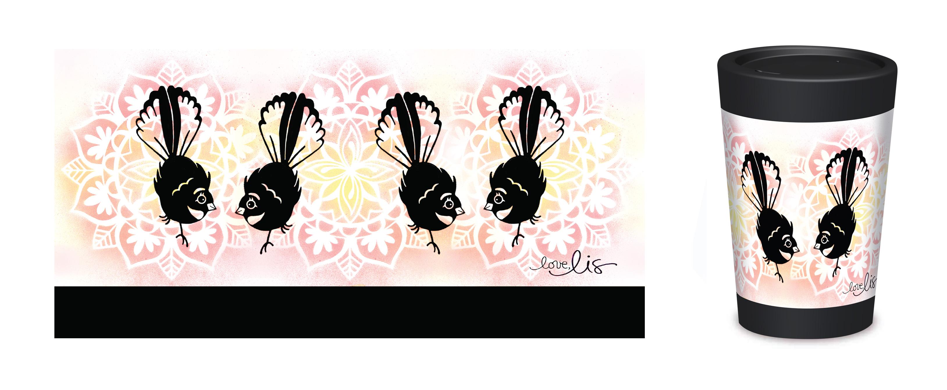 Love Lis Fantail